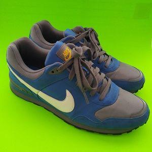 Nike Air ms78 royal blue men's size 13 excellent